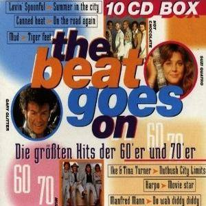Cover - Lulu & David Bowie: Beat Goes On - Die Größten Hits Der 60'er Und 70'er, The