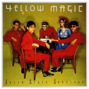 Yellow Magic Orchestra: Solid State Survivor - Cover