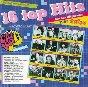 Cover - Inga & Anete Humpe: Club Top 13 - 16 Top / Extra 1987