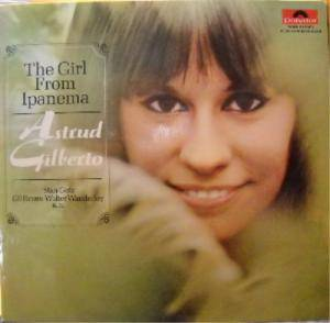 Cover - Astrud Gilberto: Girl From Ipanema (Polydor), The