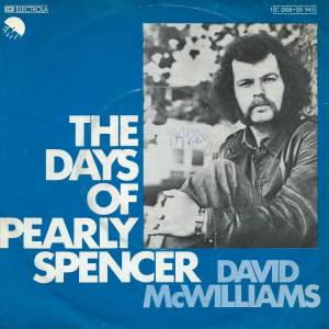 Cover - David McWilliams: Days Of Pearly Spencer
