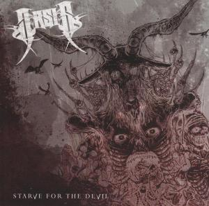 Arsis: Starve For The Devil - Cover