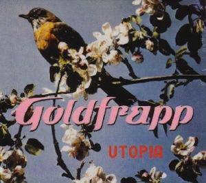 Goldfrapp: Utopia - Cover
