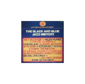 Cover - Helen Humes: Black And Blue Jazz History, The