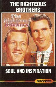 Cover - Righteous Brothers, The: Soul & Inspiration