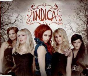 Indica: Islands Of Light - Cover