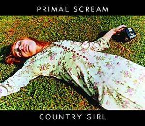 Primal Scream: Country Girl - Cover