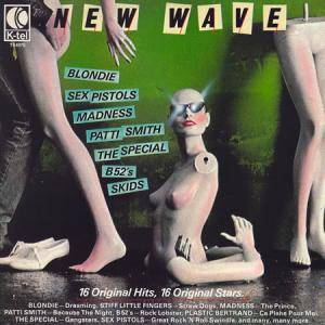 Cover - Jags, The: New Wave (K-tel)