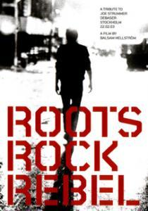 Roots Rock Rebel - Cover