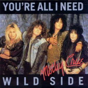 Mötley Crüe: You're All I Need - Cover