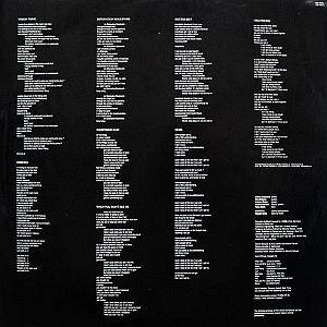 The Sisters Of Mercy: Vision Thing (LP) - Bild 6