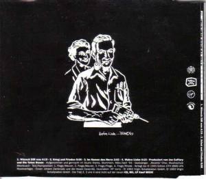 Die Toten Hosen: ... wünsch DIR was (Single-CD) - Bild 2