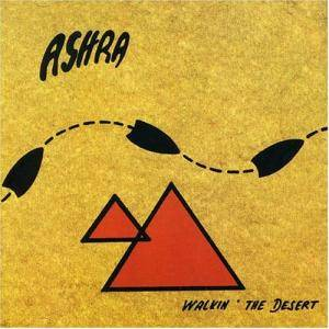 Cover - Ashra: Walkin' The Desert