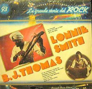 Cover - Lonnie Smith: Grande Storia Del Rock 93, La