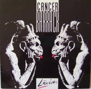 Cover - Cancer Barrack: Luscious