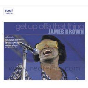 James Brown: Get Up Offa That Thing - Cover
