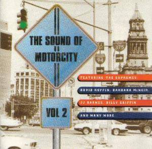 Cover - Satintones, The: Sound Of Motorcity (Vol 2), The