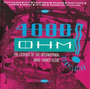 Cover - DJ Hell: 4000 Ohm! Compilation
