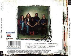 Pain Of Salvation: Entropia (CD) - Bild 2
