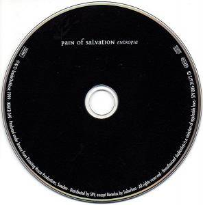 Pain Of Salvation: Entropia (CD) - Bild 3
