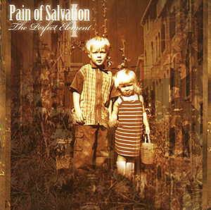 Pain Of Salvation: Perfect Element, Part I, The - Cover
