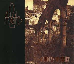 At The Gates: Gardens Of Grief - Cover