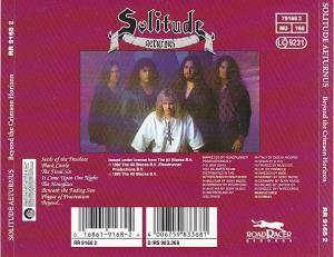 Solitude Aeturnus: Beyond The Crimson Horizon (CD) - Bild 2