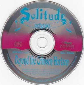 Solitude Aeturnus: Beyond The Crimson Horizon (CD) - Bild 4