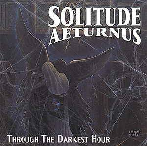 Solitude Aeturnus: Through The Darkest Hour - Cover
