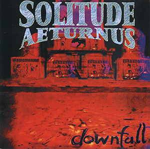 Solitude Aeturnus: Downfall - Cover