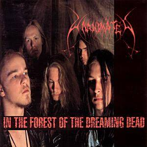 Unanimated: In The Forest Of The Dreaming Dead - Cover