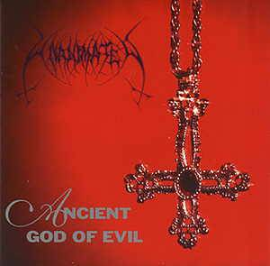 Unanimated: Ancient God Of Evil (CD) - Bild 1