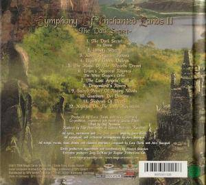 Rhapsody: Symphony Of Enchanted Lands II - The Dark Secret (CD + DVD) - Bild 2