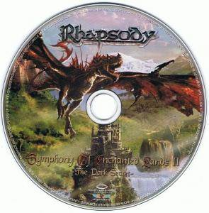 Rhapsody: Symphony Of Enchanted Lands II - The Dark Secret (CD + DVD) - Bild 3