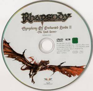 Rhapsody: Symphony Of Enchanted Lands II - The Dark Secret (CD + DVD) - Bild 4