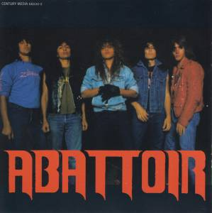 Abattoir: The Only Safe Place (CD) - Bild 2