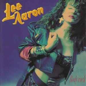 Lee Aaron: Bodyrock - Cover