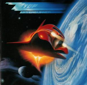 Cover - ZZ Top: Afterburner