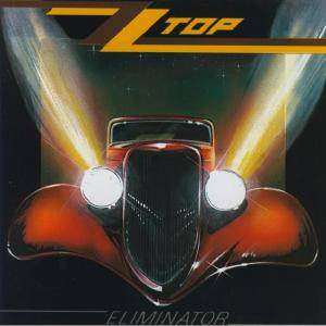 ZZ Top: Eliminator - Cover