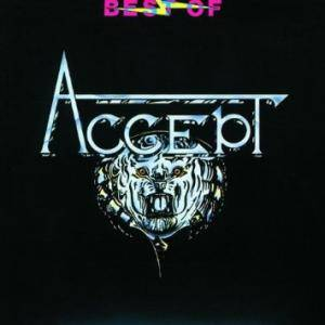 Accept: Best Of Accept - Cover