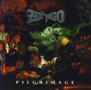 Zed Yago: Pilgrimage - Cover
