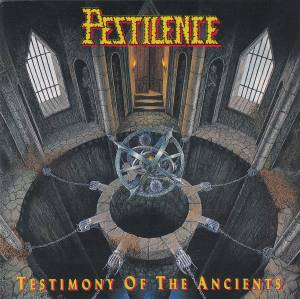 Pestilence: Testimony Of The Ancients (CD) - Bild 1