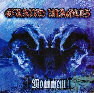 Cover - Grand Magus: Monument