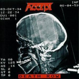 Accept: Death Row (CD) - Bild 1