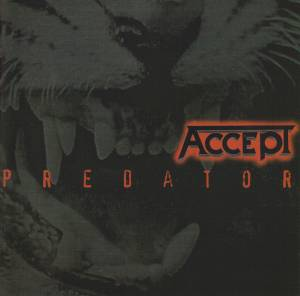 Accept: Predator - Cover