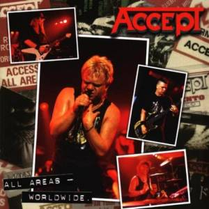 Accept: All Areas - Worldwide - Cover