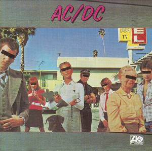 Cover - AC/DC: Dirty Deeds Done Dirt Cheap