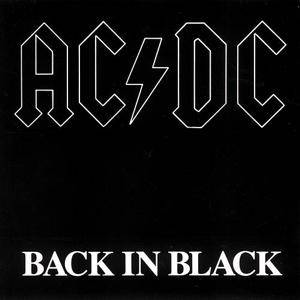 AC/DC: Back In Black (CD) - Bild 1