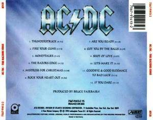 AC/DC: The Razors Edge (CD) - Bild 2