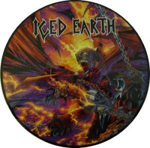 Iced Earth: Alive In Athens (5-PIC-LP) - Bild 10